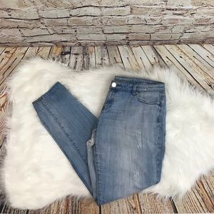 Michael Kors Skinny Boyfriend Jeans